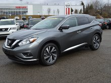 2016 Nissan Murano PLATINUM AWD TOIT PANO MAGS 20