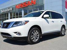 2014 Nissan Pathfinder SL AWD NAVIGATION ANGLE MORT