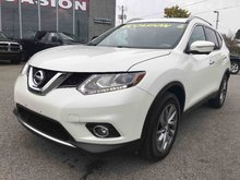Nissan Rogue SL AWD  NAVIGATION TOIT PANORAMIQUE BANC CHAUFFANT 2015