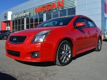 Nissan Sentra SE-R AUTOMATIQUE TOIT OUVRANTCAMERA DE RECUL 2012