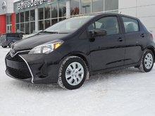 2016 Toyota Yaris LE AUTOMATIQUE GR. ÉLECT. AIR CLIMATISÉ