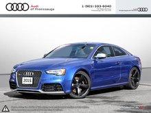 2015 Audi RS 5 4.2 quattro 7sp S tronic Cpe
