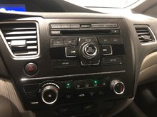 2015 Honda Civic Sedan LX w/backup cam, $127.68 B/W ONE OWNER, NO ACCIDENT, FOUR NEW TIRES