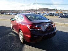 2015 Honda Civic LX w/heated front seats, backup cam, $135.84 B/W Price Reduced!