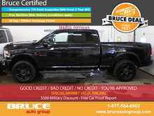2017 Dodge RAM 2500 LARAMIE 6.7L 6 CYL T/DIESEL AUTOMATIC 4X4 CREW CAB