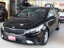 2017 Kia Forte LX+ CAMERA/HEATED SEATS/AUTO/LIGHTS