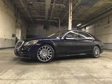 2018 Mercedes-Benz S560 4MATIC Sedan (LWB)