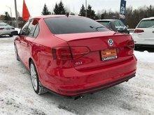 2016 Volkswagen Jetta GLI Autobahn 2.0T 6sp One Owner With Low Kilometers