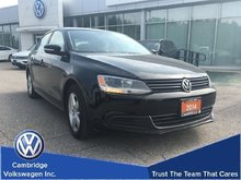 2014 Volkswagen Jetta Comfortline 1.8 Turbo With Financing From 0.9%