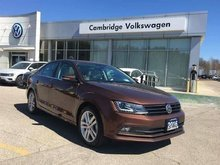 2016 Volkswagen Jetta Highline 1.8T 6sp at w/Tip With Tech Package & Free Winter Tires
