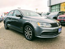 2016 Volkswagen Jetta Comfortline 1.8T Automatic