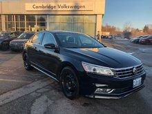 2018 Volkswagen Passat Comfortline Automatic