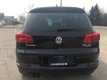 2013 Volkswagen Tiguan Comfortline 6sp at Tip 4M All Wheel Drive With Huge Sunroof