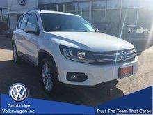 2015 Volkswagen Tiguan Comfortline