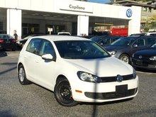 2011 Volkswagen Golf 5-Dr Trendline 2.5 at Tip