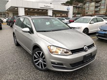 2016 Volkswagen Golf Sportwagon 1.8T Comfortline 5sp