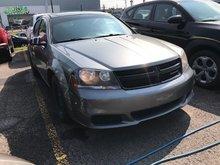 Dodge Avenger SE*AUTOMATIQUE*MAG*NOUVEAU+PHOTOS A VENIR* 2013