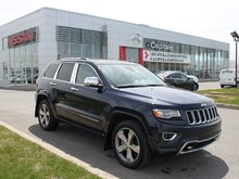 Jeep Grand Cherokee 4X4*OVERLAND*DIESEL*NOUVELLE ARRIVAGE* 2014