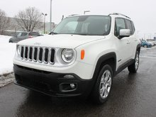 Jeep Renegade LIMITED*AWD*CUIR*TOIT*MAG* 2015