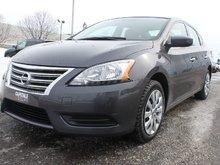 Nissan Sentra S*AUTO*GARANTIE PROLONGEE INCLUSE* 2015