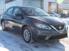 Nissan Sentra SV*AUTO*GARANTIE PROLONGEE*PUSH STAR*CAMERA* 2016