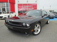 Dodge Challenger RT NAVI + CUIR + GPS 2010 CONTRAT DE SERVICE INCLUS - PLAN OR