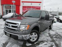 Ford F-150 XLT SUPERCAB 3.7 4X4 + BLUETOOTH + MAGS 2013