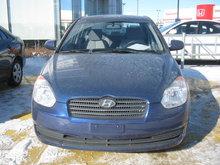 Hyundai Accent GL 2010 **nouvel arrivage photos à venir**