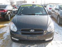 Hyundai Accent GL 2011 **nouvel arrivage photos à venir**