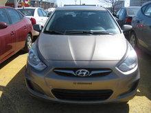 Hyundai Accent 5 GL **Nouvel arrivage, photos à venir** 2012