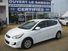Hyundai Accent 5 L **Nouvel arrivage, photos à venir** 2016
