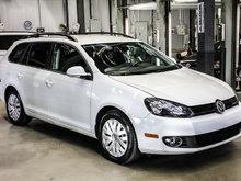 Volkswagen Golf wagon TDI Trendline 2014