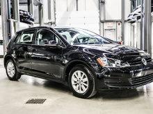 Volkswagen Golf Trendline Manuelle 1.8TSI 2016