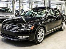 2015 Volkswagen Passat Highline V6 + NAV
