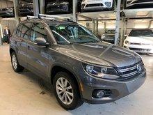 Volkswagen Tiguan COMFORTLINE (TOIT PANO)(CUIRETTE)(MAGS)+++ 2013