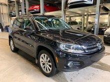 2015 Volkswagen Tiguan Comfortline (Certified)