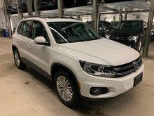 2015 Volkswagen Tiguan SPECIAL EDITION + TOIT PANO (CERTIFIED)