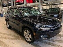 2016 Volkswagen Tiguan COMFORTLINE (CERTIFIED)