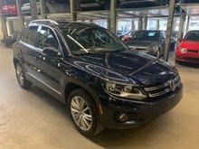 2016 Volkswagen Tiguan HIGHLINE 4MOTION (RARE COLOUR)(WOW)