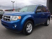 Ford Escape XLT, À PARTIR DE 0%  LIQUIDATION 2012 JAMAIS ACCIDENTÉ