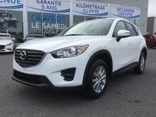Mazda CX-5 GX, DÉMARREUR, NAVIGATEUR, BLUETOOTH, MAGS, A/C 2016 UN SEUL PROPRIÉTAIRE