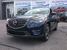 Mazda CX-5 GT, NAVIGATEUR, A/C BIZONE, SIEGES CHAUFFANTS,CUIR 2016 JAMAIS ACCIDENTÉ, UN SEUL PROPRIÉTAIRE, BAS KILO