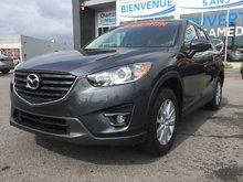 Mazda CX-5 GS, TOIT, SIEGES CHAUFFANTS, CAMERA, A/C 2016 JAMAIS ACCIDENTÉ, NOUVEL ARRIVAGE