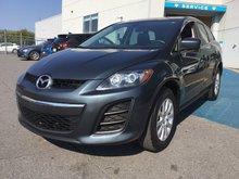 Mazda CX-7 **RÉSERVÉ**, GX, GR LUXE, JAMAIS ACCIDENTÉ 2011 AWD, CUIR, TOIT OUVRANT, BLUETOOTH, MAGS
