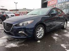 Mazda Mazda3 GS-SKY, BLUETOOTH, SIÈGES CHAUFFANTS, CAMÉRA, A/C 2014 GARANTIE COMPLÈTE JUSQU'EN FÉVRIER 2019