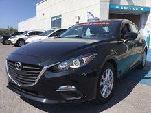 Mazda Mazda3 GS-SKY, NAVIGATEUR, BLUETOOTH, CAMERA, MAGS, A/C 2014 UN SEUL PROPRIÉTAIRE