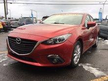 Mazda Mazda3 GS-SKY, BLUETOOTH, CAMERA, MAGS, A/C, RÉGULATEUR 2014 JAMAIS ACCIDENTÉ, UN SEUL PROPRIÉTAIRE