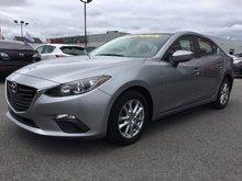 Mazda Mazda3 GS-SKY, GARANTIE JUSQU EN 2019 2014 jAMAIS ACCIDENTÉ, UN SEUL PROPRIÉTAIRE, BAS KILLOMÉTRAGE