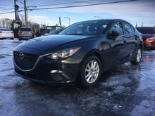 Mazda Mazda3 GS, BLUETOOTH, MAGS, A/C, RÉGULATEUR, CAMERA 2015 JAMAIS ACCIDENTÉ, UN SEUL PROPRIÉTAIRE