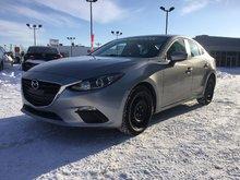 Mazda Mazda3 GS, SKY CERTIFIABLE, CAMÉRA DE RECUL, BLUETOOTH 2015 JAMAIS ACCIDENTÉ, UN SEUL PROPRIÉTAIRE